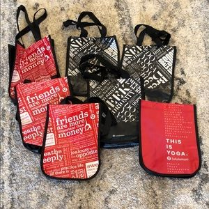 Small Lululemon bags